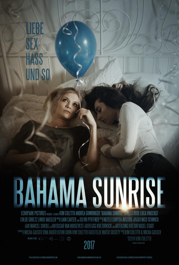 Bahama Sunrise Poster